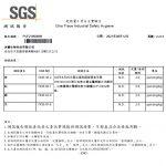 機能對策SGS認證